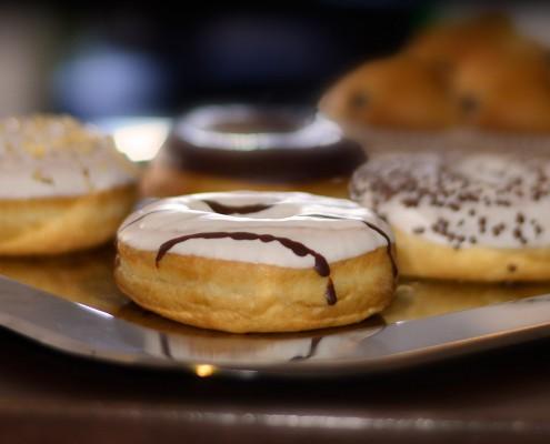 Süsses, Gebäck und mehr im Café-Wunderbar in Fulda