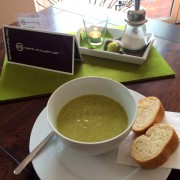 Business Lunch im Café Wunderbar in Fulda